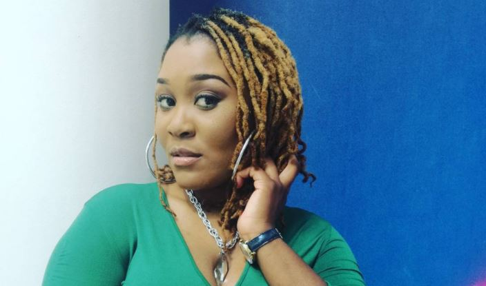 Lady Zamar says that the world is growing smaller and local artists are sounding American as a result.