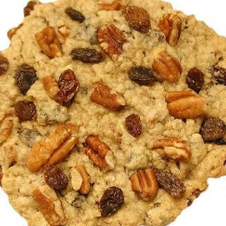 Oatmeal Raisin Pecan Cookies.