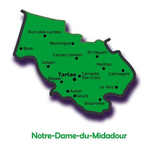 photo de Notre Dame du Midadour
