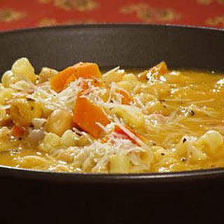 Pasta & Ceci Soup