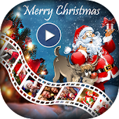 Christmas Video Maker 2018 - Slideshow Maker