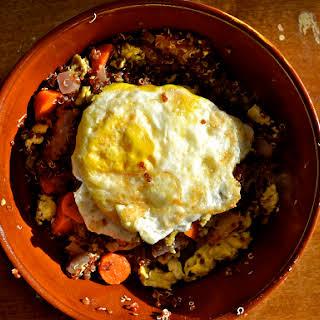 P.F. Chang's Quinoa Fried Rice.