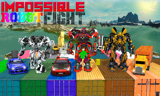 Impossible Robot Fight - náhled