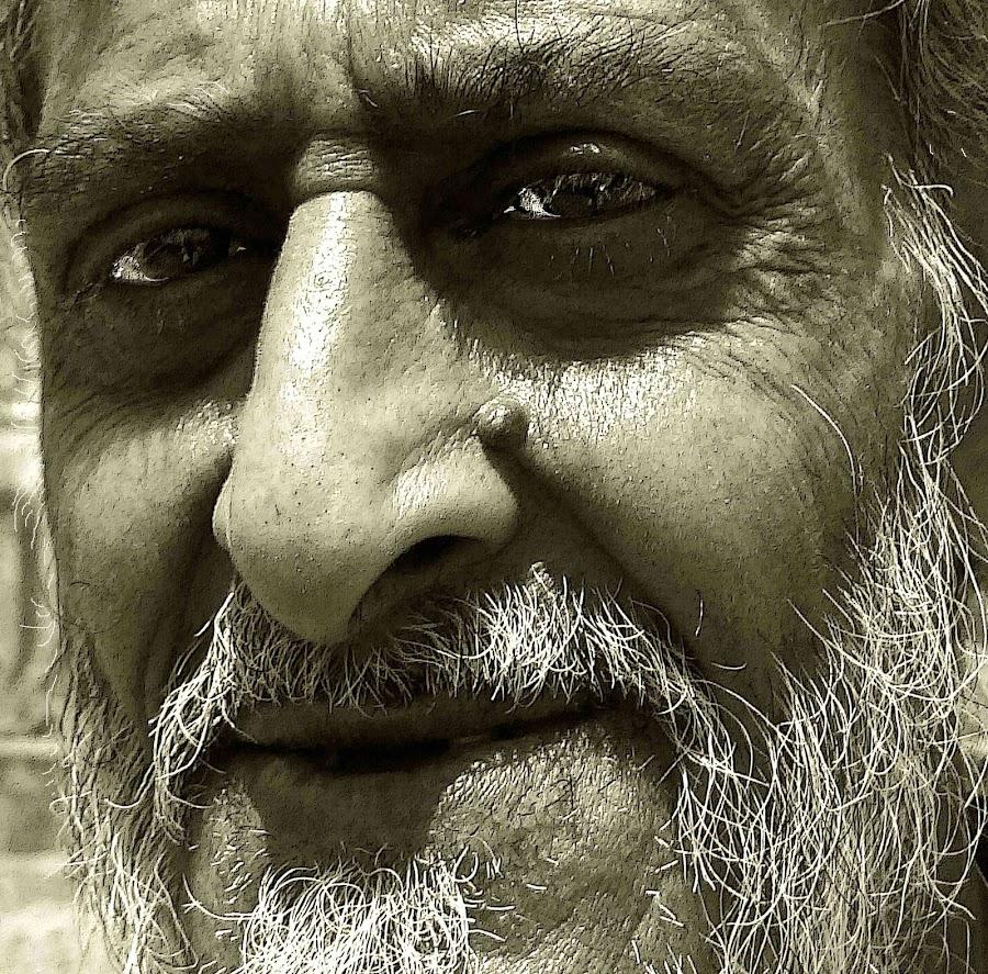 SADHU by DrBk Guha - People Portraits of Men