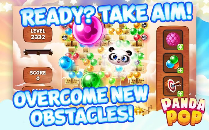 Panda Pop v5.5.018 (Mod Money)