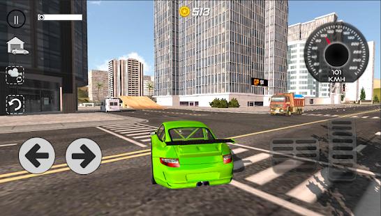 Extreme Car Drifting Simulator - náhled