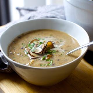 Balthazar's Mushroom Soup.