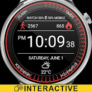 Running Watch Face