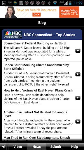 NBC Connecticut Weather screenshot 5