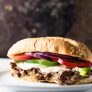 Beef Sandwich With Green Peppers Recipes