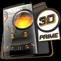 Steampunk Orange - Next Theme icon