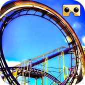 Roller Coaster VR: Ultimate Free Fun Ride Android APK Download Free By Tulip Apps