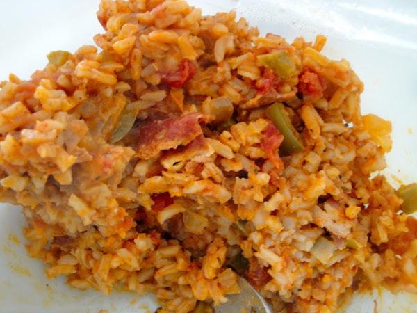 Spanish Tomato Rice Recipe