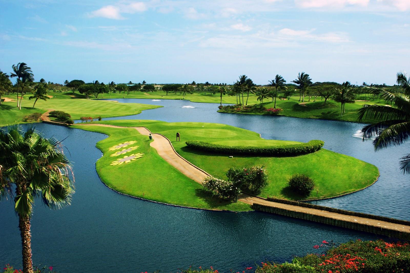Kapolei Golf Club, Kapolei,