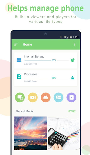File Manager 1.0.12 screenshots 3