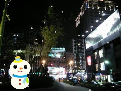 Snowman Camera, Snow Flake - náhled