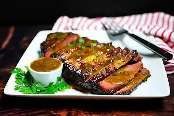 Sweet & Sassy Corned Beef Brisket
