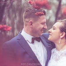 Wedding photographer Monika Kutkowska (fotokutkowska). Photo of 15.03.2016