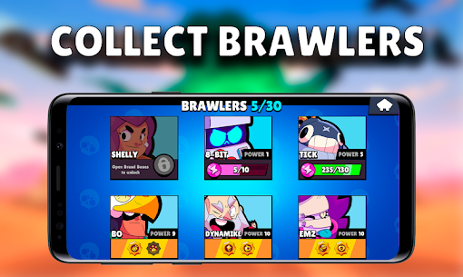 Box Simulator for Brawl Stars: Open That Box! 3