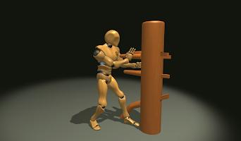 VR Wing Chun Trainer