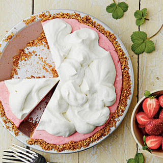 Strawberry Icebox Pie Recipes