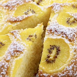 Kiwi Cake.