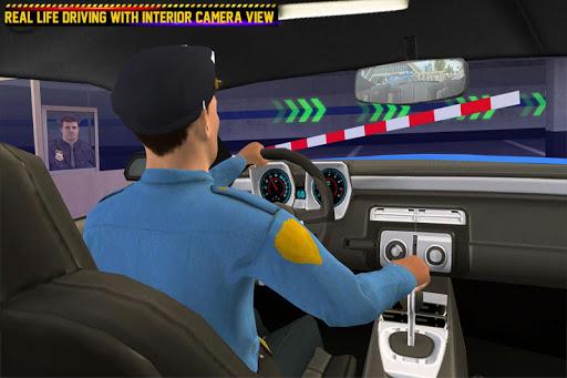 US Police Parking: Car Games 1.0 screenshots 9