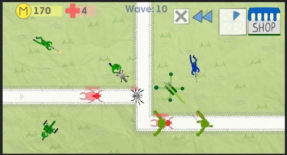 Classic TD screenshot 3