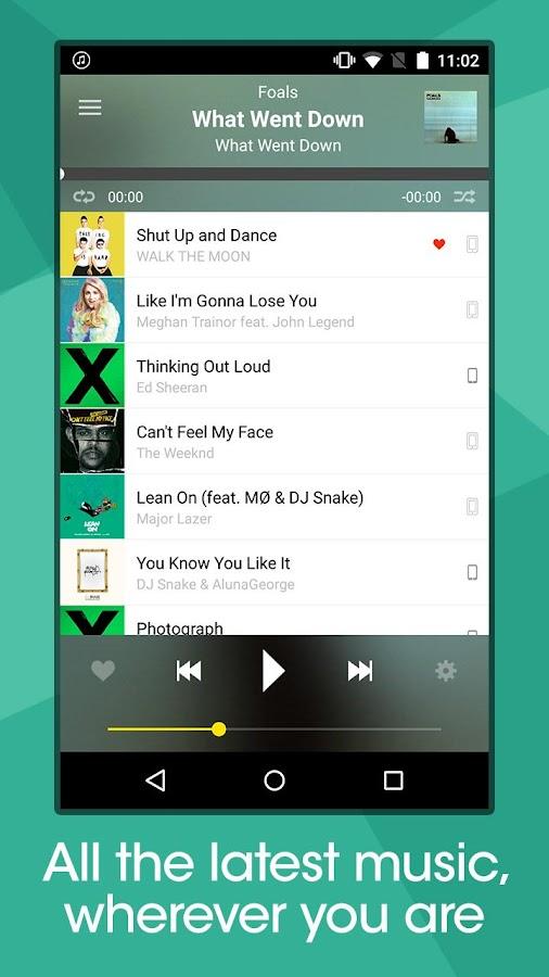 JB Hi-Fi NOW Music - screenshot
