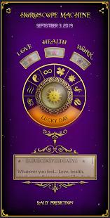 Horoscope machine - Daily horoscope 1.2.1 APK + Mod (Unlimited money) إلى عن على ذكري المظهر