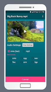 App LiteC - Video to MP3 Audio Converter Sound Extract APK for Windows Phone
