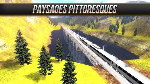 Code Triche High Speed Trains - Locomotive APK MOD screenshots 4