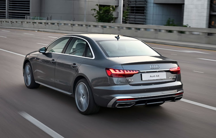 A recent facelift has injected the A4 with a little extra visual oomph.