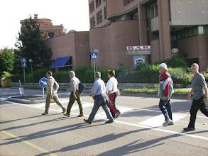Photo: attraversamento di Via dell'Arcoveggio
