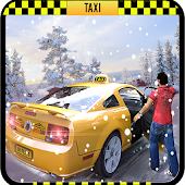 Crazy Taxi Driver 2018: City Cab Driving Simulator Android APK Download Free By Collider Game Studio