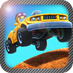 Road Trip Hill Climb Racer icon