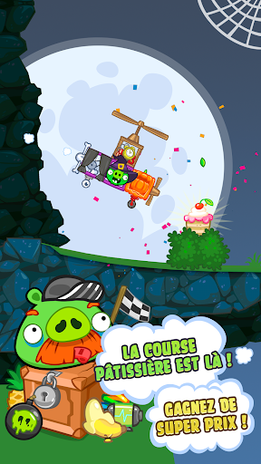 Bad Piggies HD  captures d'écran 2