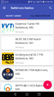 Baltimore All Radio Stations - náhled