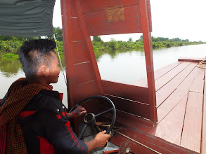 Photo: Tonle Sap boat ride.