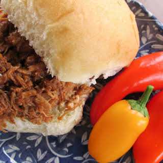 Braised Beef Barbecue.