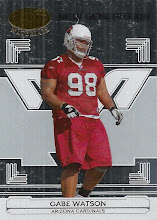 Photo: Gabe Watson 2006 Leaf Certified Materials RC (#0912/1000)