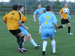 Photo: 26/04/13 - Earsham v Waveney (Anglian Combination CS Morley Cup Final) 1-4 - contributed by Leon Gladwell