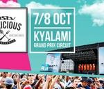 DSTV Delicious Festival : Kyalami Grand Prix Circuit
