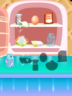 Cooking Game Fever - Baking CupCake Maker Screenshot