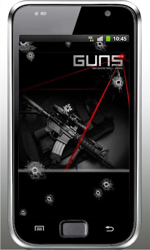 Guns n Pistols SWAT HD LWP