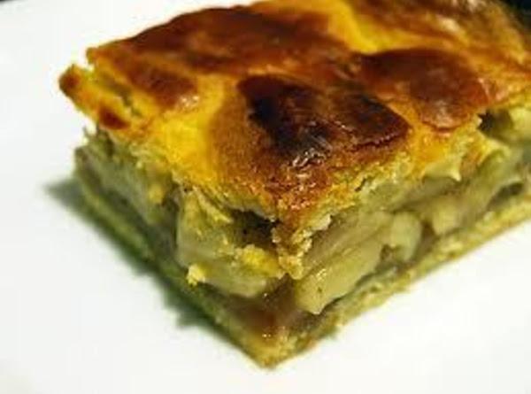 Sweedish Pop Tart Apple Pie Recipe