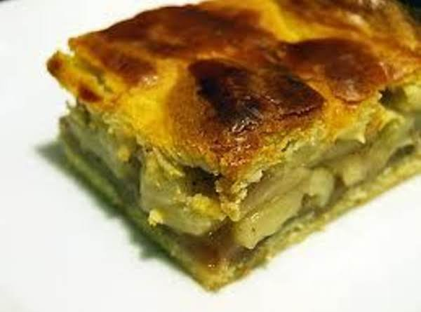 Sweedish Pop Tart Apple Pie