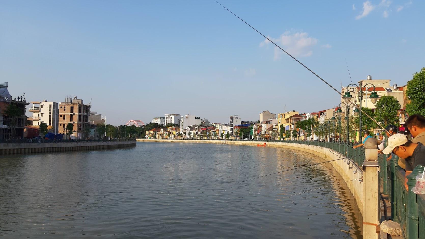 Khu sông Tam Bạc - Phố đi bộ ở Hải Phòng 5