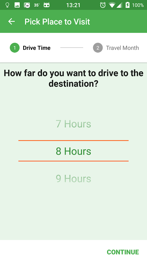GoRoadTrip: RoadTrip Made Easy- screenshot