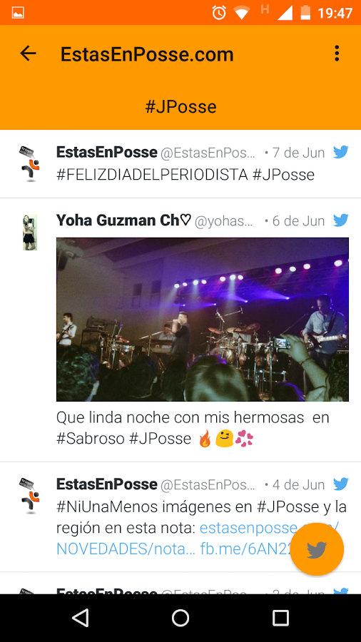 Estas En Posse- screenshot